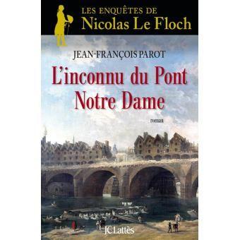 Les enquêtes de Nicolas Le Floch - L'inconnu du pont Notre-Dame