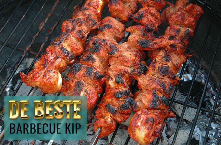 Deze kip steelt gegarandeerd de show tijdens een barbecue-feestje!