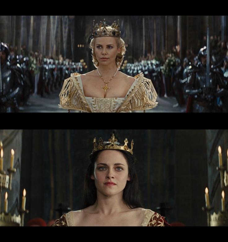Ravenna Or Snow White Magic Mirror On The Wall Who