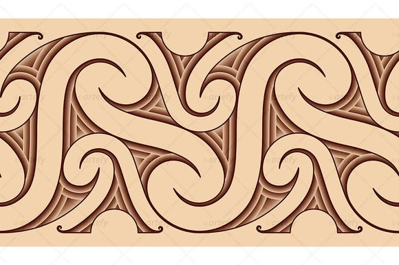 Maori Snake Tattoo » Designtube - Creative Design Content