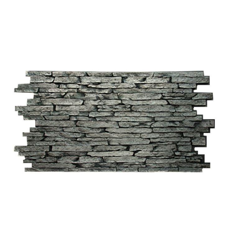 Panel decorativo imitación piedra con una calidad, innovación y estilo único. Con estos paneles tendrás undecorado especialen cualquier lugar, útiles en de...