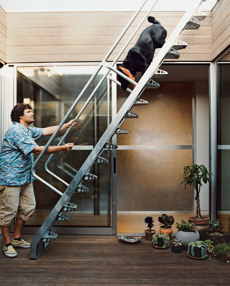 9 Best Alternating Tread Stairs Images On Pinterest