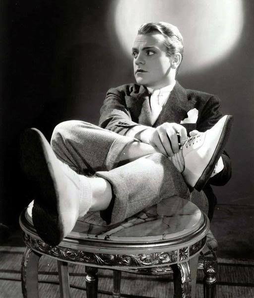 James Cagney, great actor, dancer.