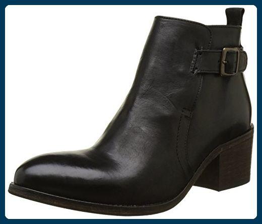 Atelier Voisin Damen Dani Semelle Risk 6519 Desert Boots, (Noir), 38 EU - Stiefel für frauen (*Partner-Link)