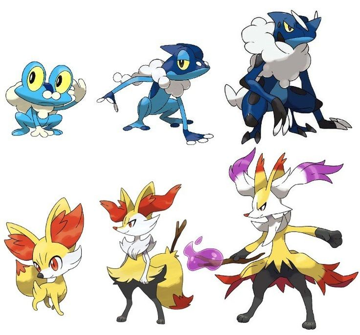 Pokemon X And Y Release Date News Plus Leaked Evolution Pictures Of Fennekin Froakie Honedge
