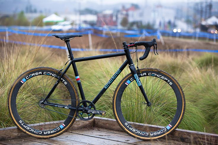 Beautiful Bicycle: Gareth's Ritte Blue Ribbon SSCX Belt Drive - PROLLY IS NOT PROBABLY