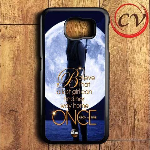 Once Upon A Time Samsung Galaxy S7 Case