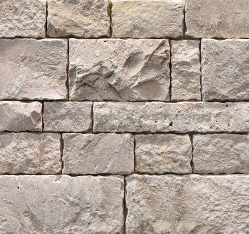 Ivory Durango Splitface Tiles Texture Background Exterior Stone Finish Monticello Project