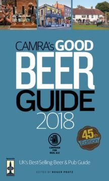 Now in a landmark 45th edition, the beer-lovers' bible is fully revised and updated each year to feature recommended pubs across the United Kingdom that serve the best real ale.The GBG ...