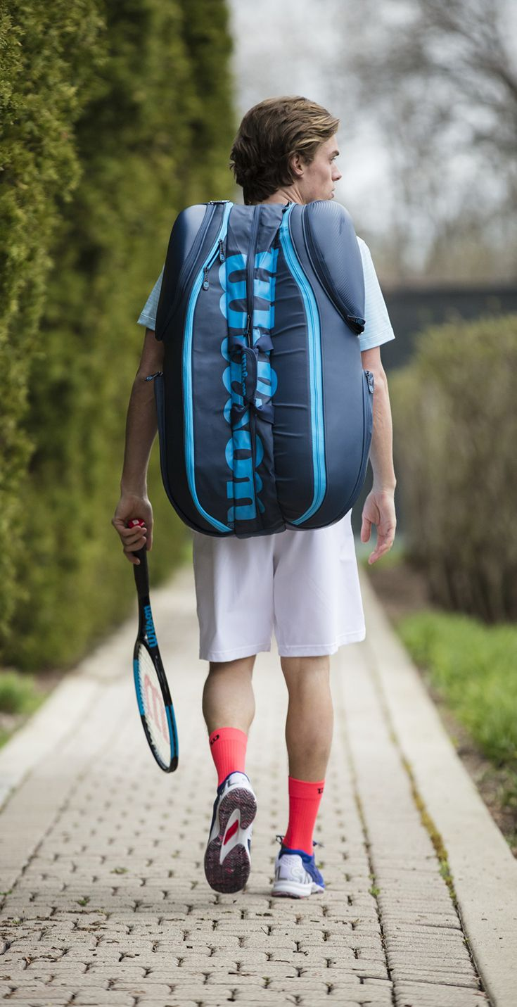 Shop Wilson Tennis Bags At Midwestsports Com Wilson Tennis Bags Tennis Bags Backpacks Tennis Bags