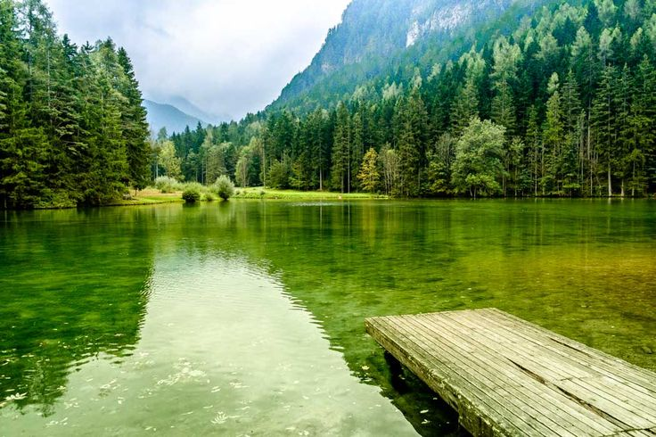 A travel guide to the Logar and Jezersko valleys in Slovenia - remote peaceful places with pristine nature.