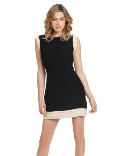 GUESS by Marciano Leena Dress:  Short Black Dress: Black Bridesmaids, Shorts Black Dresses, Marciano Leena, Leena Dresses, Dresses 168, Guess Marciano, Guess By Marciano, Dresses 2013, Black Bridesmaid Dresses