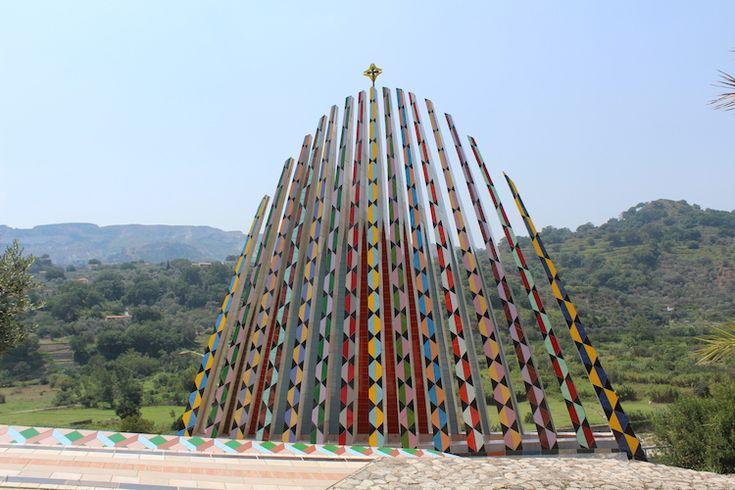 Musaba, Calabria artistica e a colori