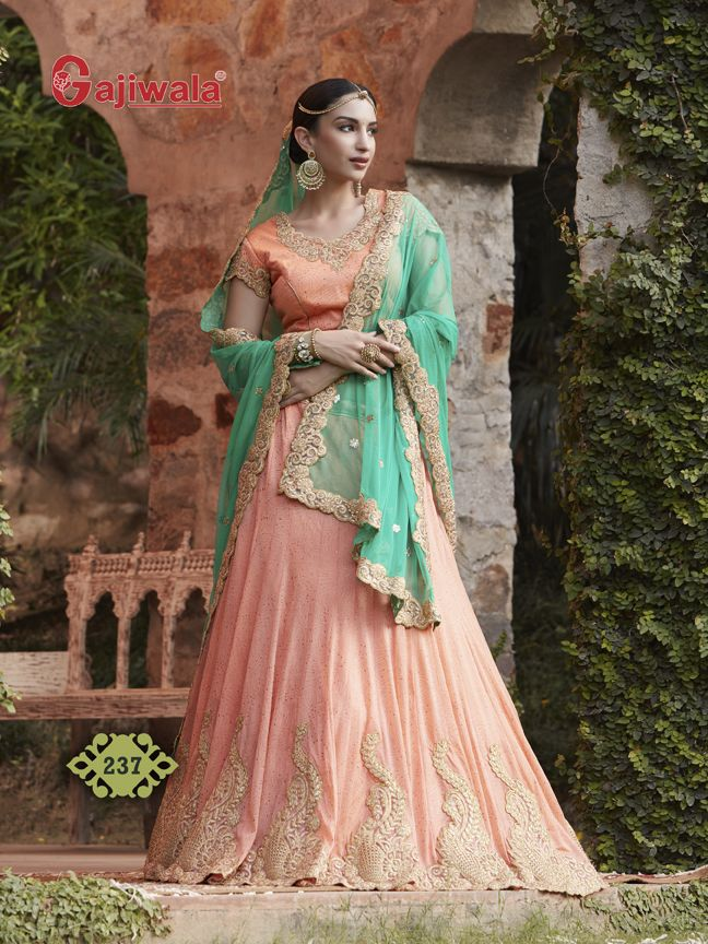 Gajiwala Saree Manufacturer of Lehenga choli and ready-made designer blouses  For query regarding more designs & price pls contact us on: info@gajiwalasaree.com Or Whatsapp/call +91 9687064601 https://www.facebook.com/Gajiwala-Sarees-1462104604078191/…