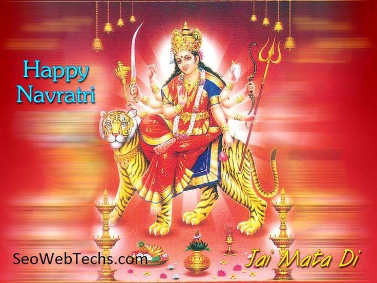 Maa shakti ka vaas ho Sankton ka naash ho Har ghar me sukh-shaanti ka vaas ho Jai Mata Di! Happy Navratri! -  Visit Here: http://www.seowebtechs.com