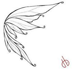 Small fairy Wings Tattoo - Bing Images                              …