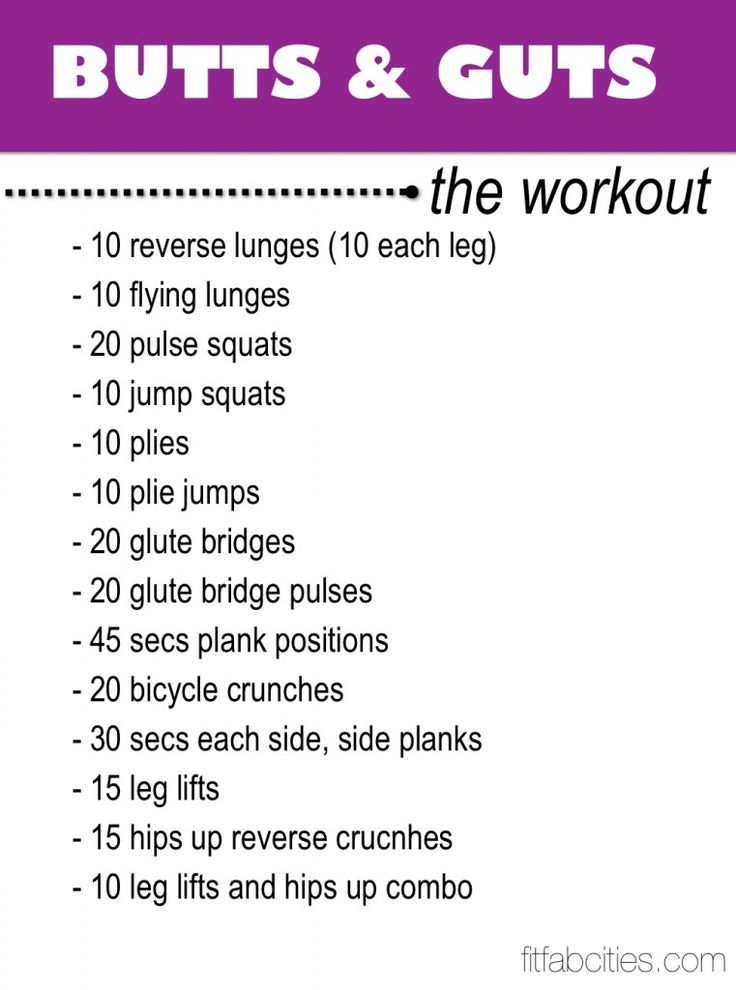 butts and guts, the workout ♥✤ | Keep the Fitness | BeStayBeautiful