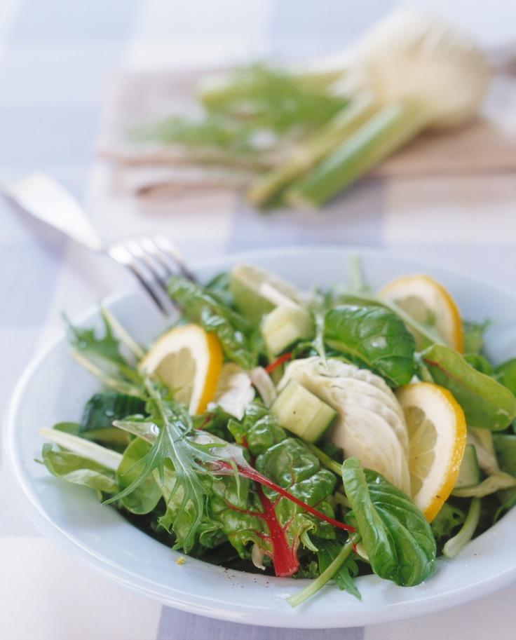 Sitruunainen salaatti