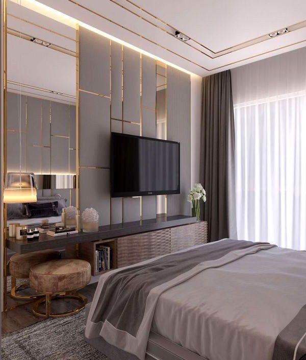 34 Best Modern Bedroom Design Ideas 09 Best Inspiration Ideas That You Want Modern Luxury Bedroom Modern Bedroom Design Luxury Bedroom Master Best bedroom design modern