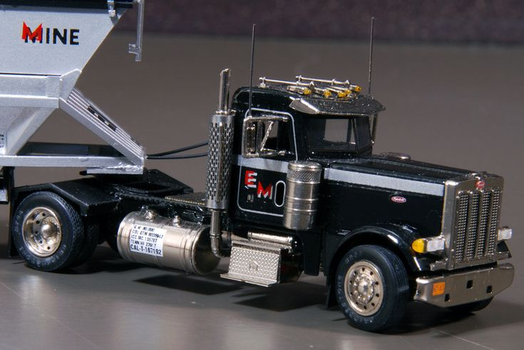 Single Truck Tractors : Best images about impressive scale models on pinterest