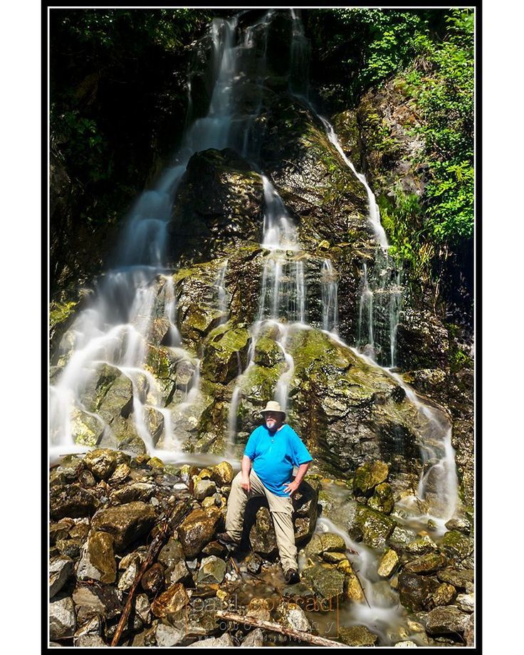 Had a few minutes during an assignment for @undarkmag. A 30 second #selfie under a cooling waterfall along Highway 20 east of Newhalem Wash.  Long exposures are fun. Standing still while glacier melt splashes on you: not so much. ... ... ... #photojournalism #landscape #longexposure #30secondselfie #bellinghamweddingphotographer #bellinghamportraitphotographer #whatcomcounty #skagitvalley #longexposure #worktimeisplaytime #longexposhot #long_exposure_pics #long_exposure