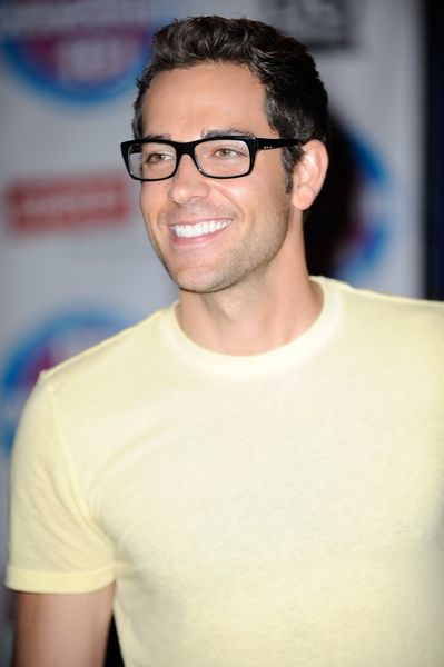 Zac Levi looks like the real-life version of Clark Kent!