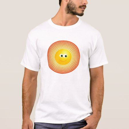 Sun T-Shirt - tap, personalize, buy right now!