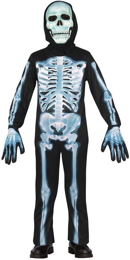 with this x ray skeleton costume bone chilling fun is close at hand skeleton costume kidscostumes kidshalloween - Skeleton Halloween Costume For Kids