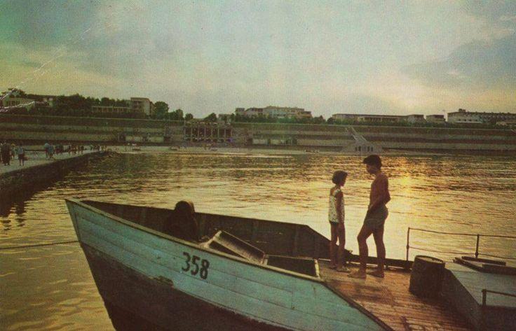 Eforie Nord - 1980s via Turism de Altadata - https://www.facebook.com/Turism-De-Altadata-1452352131723305/?fref=photo