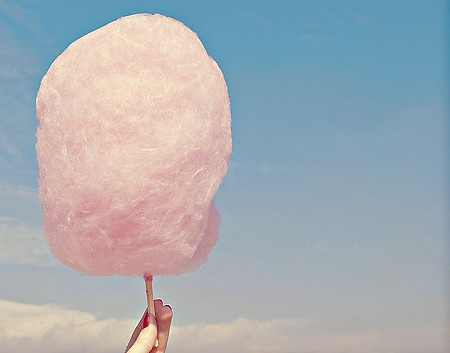 how to make fairy floss recipe