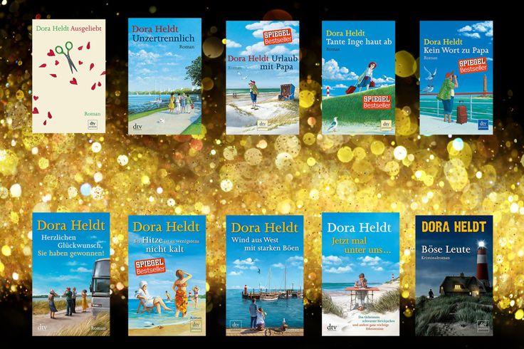 Vor 10 Jahren erschien bei dtv der erste Roman von Dora Heldt | dtv Magazin