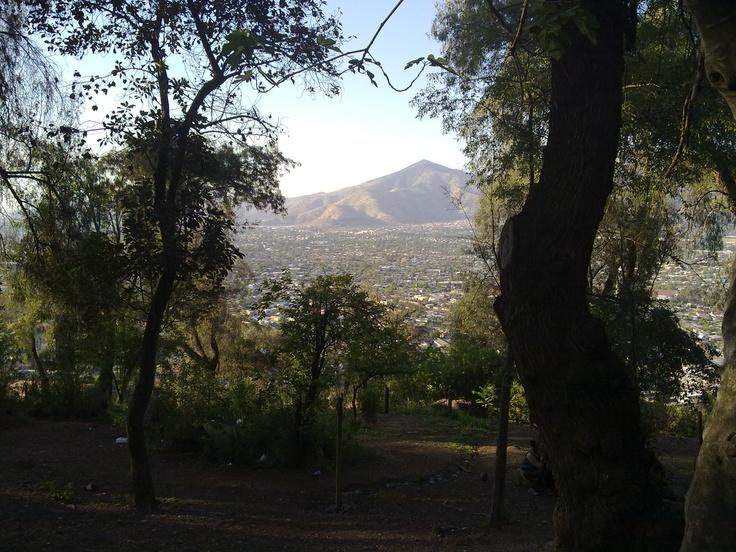 Hermitaño BAjo-Cerro San Cristobal