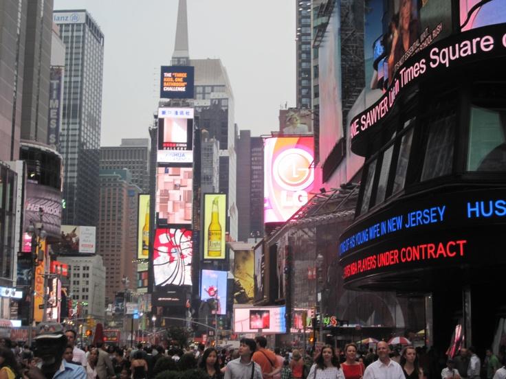 Times Square, NY, NY, USA