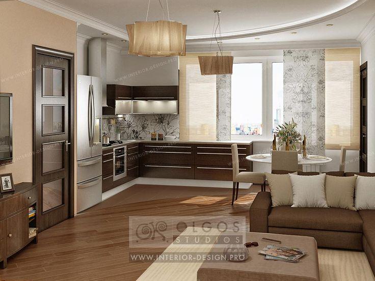 Коричневый дизайн кухни http://interior-design.pro/ru/dizayn-kuhni-photo-interyerov brown kitchen design http://interior-design.pro/en/kitchen-interior-design rudi virtuvės dizainas http://interior-design.pro/virtuves-interjero-dizainas