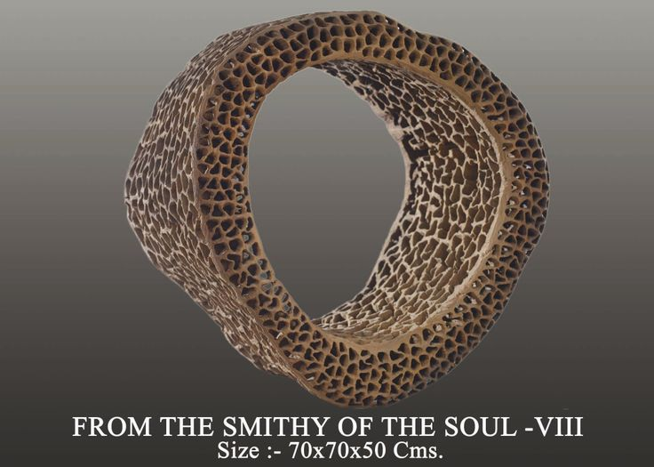 From The Smithy Of The Soul-VIII size:-70x70x50