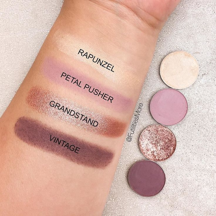 Makeup Geek Eyeshadows Quad ideas #2