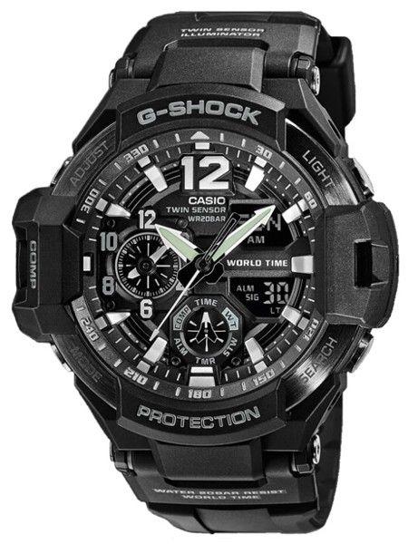 CASIO Relógio G-SHOCK GRAVITYMASTER   GA-1100-1AER
