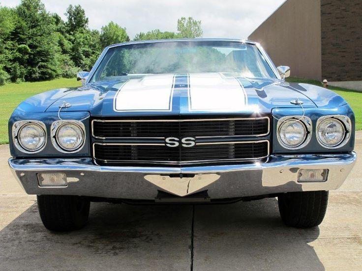 1970 Chevrolet Chevelle SS à venda - Anúncio de carros clássicos da CollectionCar.com.