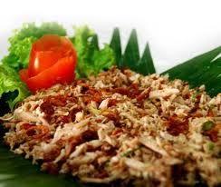 Resep Lawar Ayam Bali