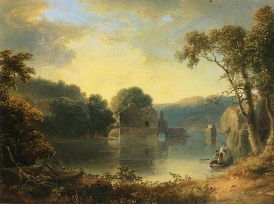 Hudson River Landscape Paintings
