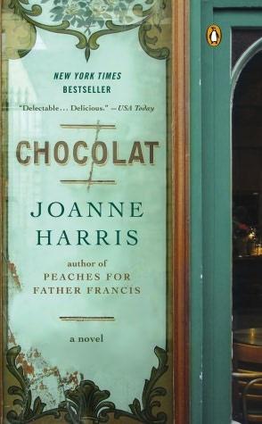 Chocolat ... love the movie too <3