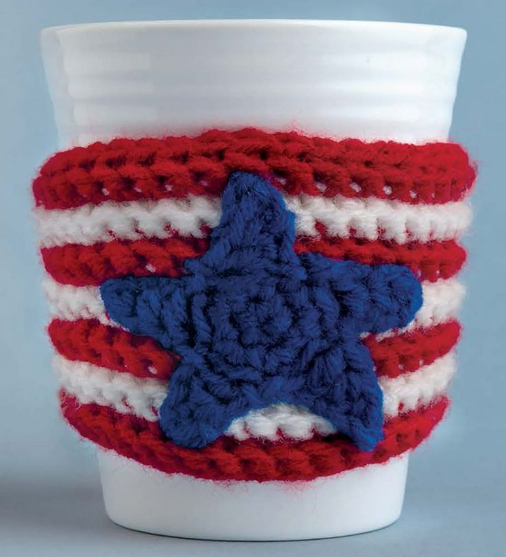 1591 best images about crochet for the home on pinterest for Cup cozy pillow