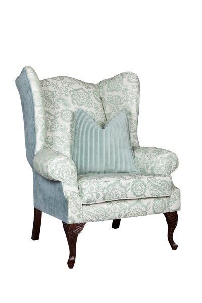 David Llewelyn wingbacks - comfort and style, perfect for a lounge or bay window area http://www.dlfurniture.co.za/lounge/chairs