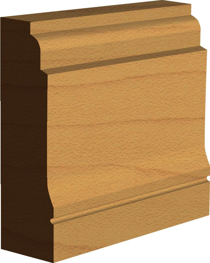 Edwardian 'Hutton' Architrave Profile  Made by Period Mouldings  www.periodmoudlings.co.uk