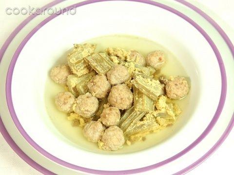 Cardo in brodo: Ricetta Tipica Abruzzo   Cookaround
