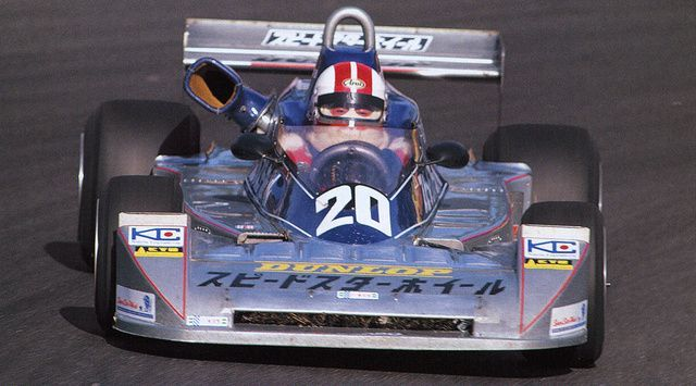 1978 JAF F2 GP. Kunimitsu TAKAHASHI. Kojima KE008: