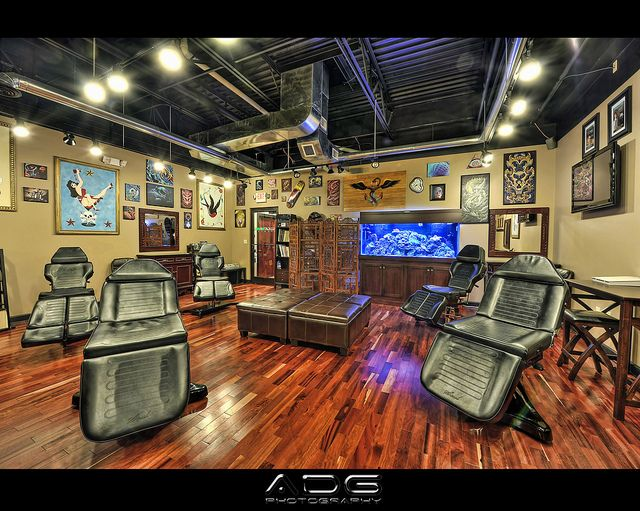 tattoo shop | Recent Photos The Commons Getty Collection Galleries World Map App ...