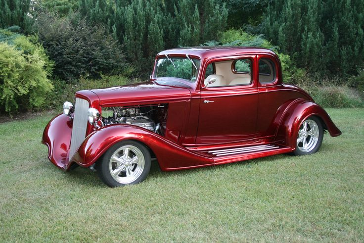34 Chevy 5 Window Coupe…Re-pin Dropped at you by brokers at #HouseofInsurance i…
