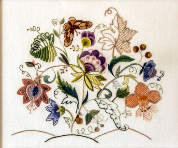 Crewel Embroidery Patterns
