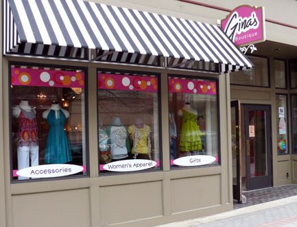 boutique store fronts.  Find cute stores like this one at www.theboutiquehub.com